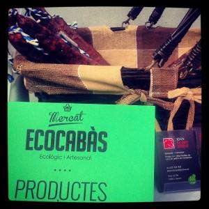 Un detall de l'Ecocabàs! Foto: Quins Pebrots